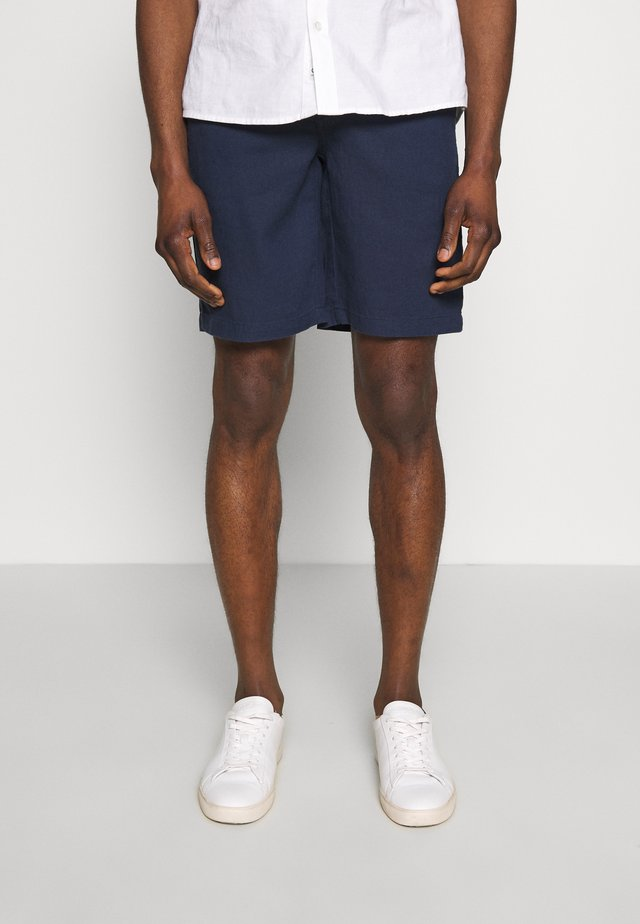 LINO - Shorts - dark blue