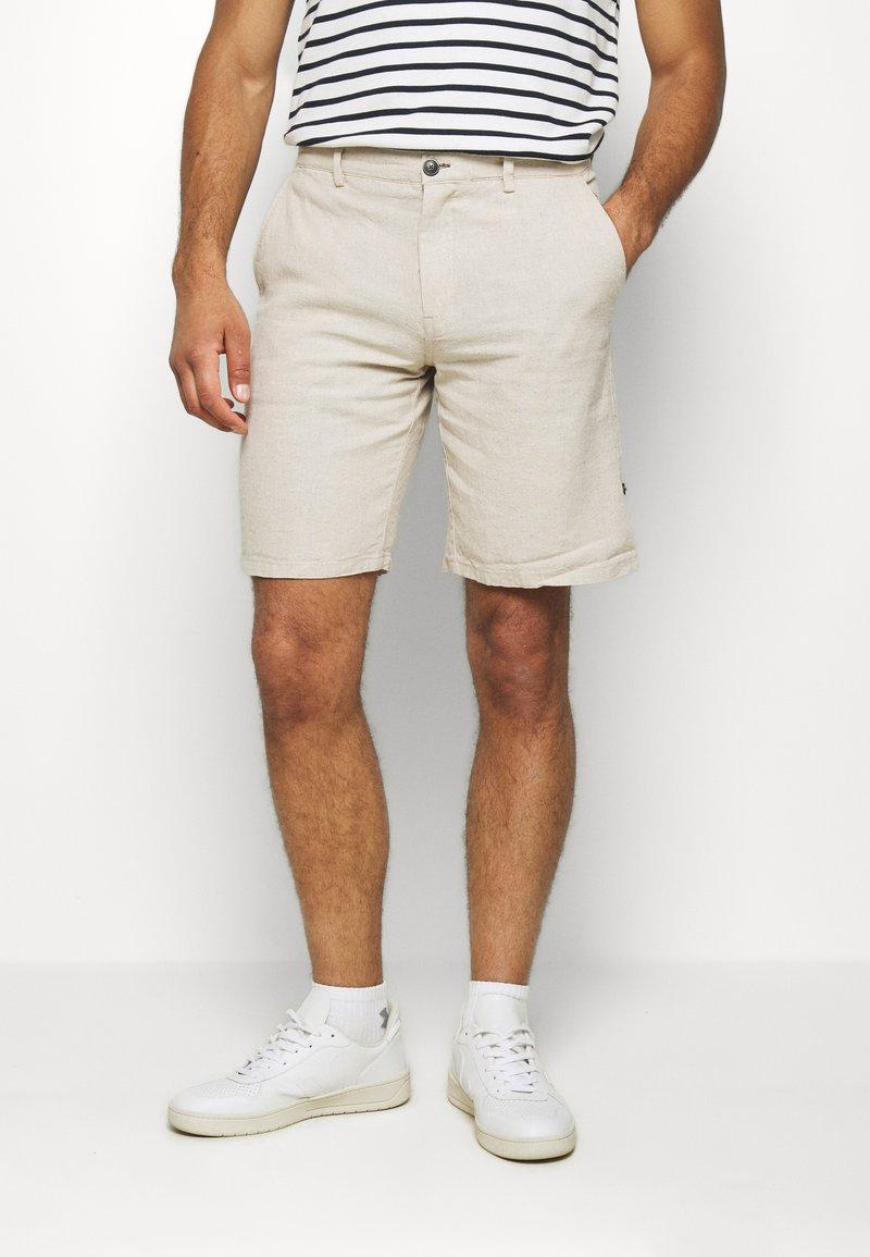 Springfield - BERM BASICA - Shorts - white