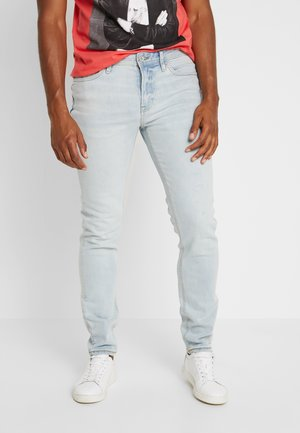 TRON - Jeans slim fit - light blue denim