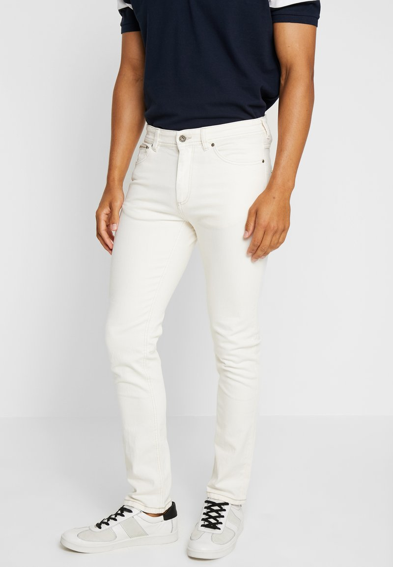 Springfield - Slim fit jeans - beige