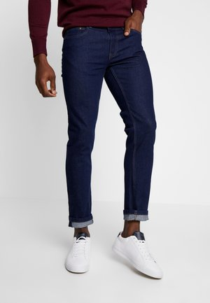 JEANS  RINSE RECY - Jeans Slim Fit - marine blue