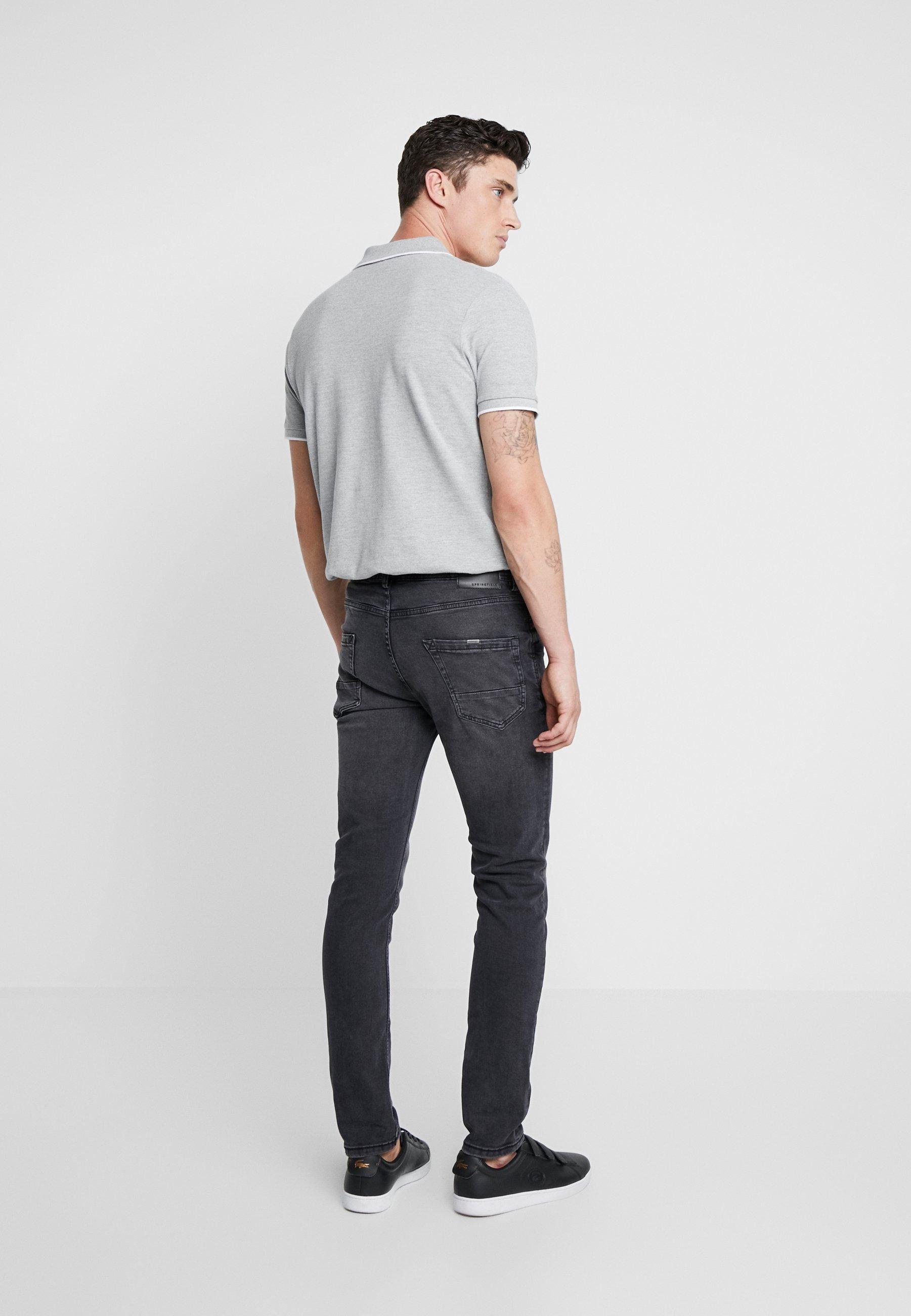 Jeans SkinnyBlack SkinnyBlack Springfield Springfield Springfield Jeans Jeans KcT1FlJ3