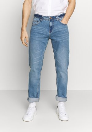 REGULAR STRETCH - Straight leg -farkut - blue denim