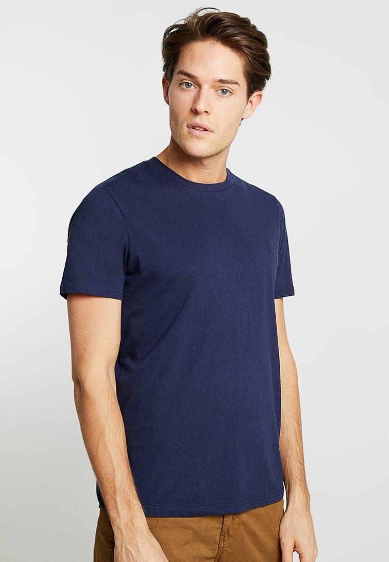 Springfield - BÁSICA LOGO TREE - Basic T-shirt - blues