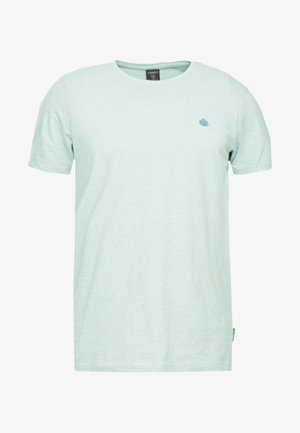 ARBOL MICROSTRIPE - T-Shirt basic - green