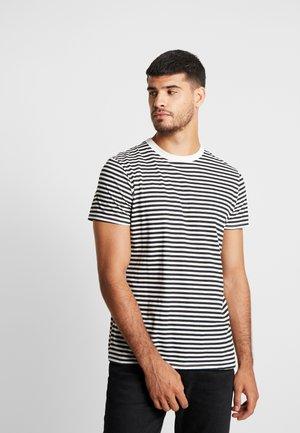 FUNDAMENTALS - Print T-shirt - black