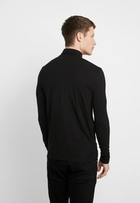 Springfield - CISNE - Long sleeved top - black - 2