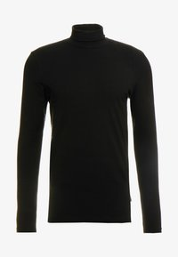 Springfield - CISNE - Long sleeved top - black - 3