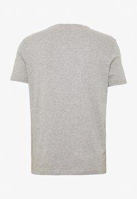 Springfield - WEB NASA PARCHE - Print T-shirt - dark grey - 1