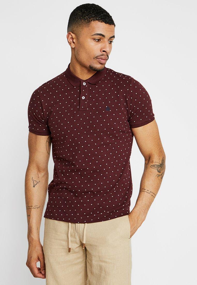 Springfield - CUELLO SLIM - Polo shirt - reds