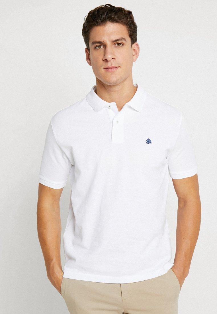 Springfield - BASICO - Poloshirt - white