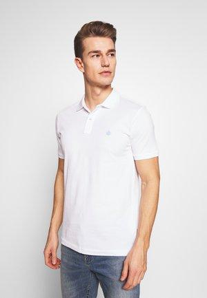 BASIC SLIM - Polotričko - white