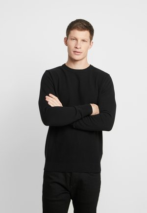 MICROESTRUC - Jumper - black