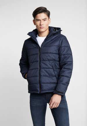 ACOLCHADA LANERA - Winter jacket - blues