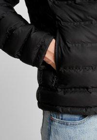 Springfield - ACOLCHADA DAILY - Zimní bunda - black - 5