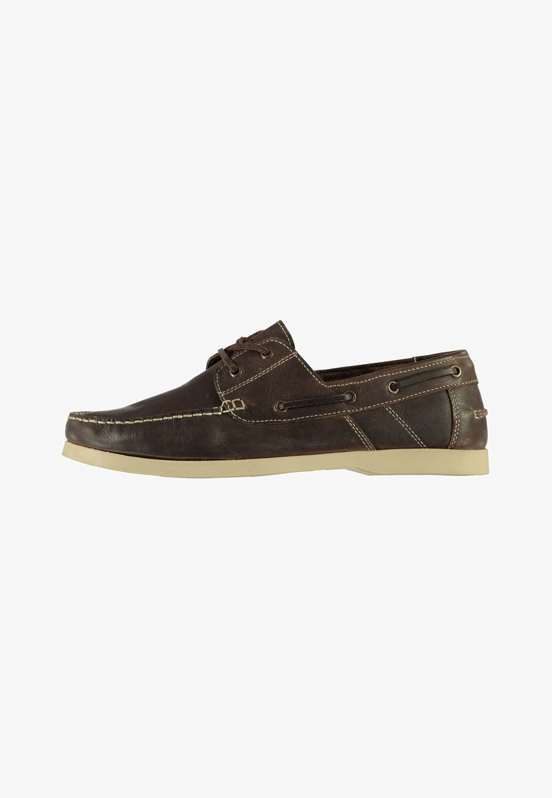 Firetrap - CARAVEL  - Chaussures bateau - brown