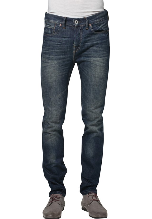 SIFTON - Straight leg jeans - signet