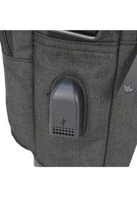 Firetrap - KINGDOM  - Across body bag - black - 3
