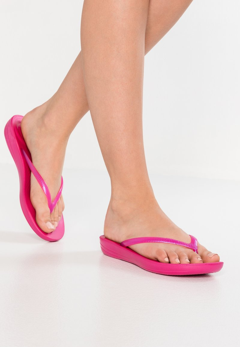 FitFlop - IQUSHION - Chanclas de dedo - psychedelic pink