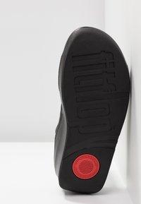 FitFlop - TWISS - Pantofle na podpatku - black - 6