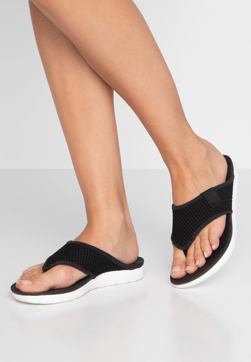 FitFlop - Sandalias de dedo - black