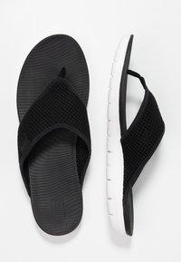 FitFlop - Sandalias de dedo - black - 3