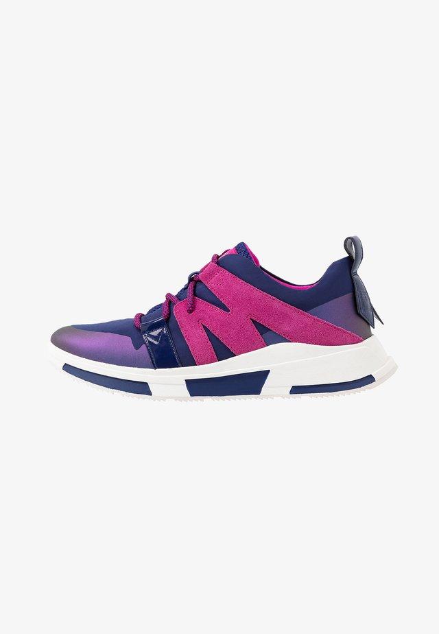 CARITA - Sneakers basse - aurora blue