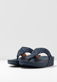 FitFlop - LULU - T-bar sandals - midnight navy - 4