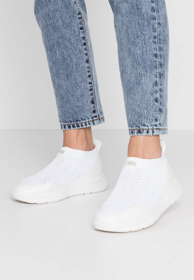 ERIN - Slipper - urban white