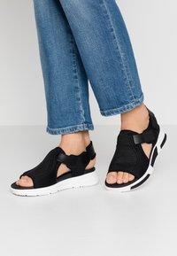 FitFlop - ALYSSA - Sandals - black - 0