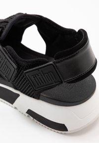 FitFlop - ALYSSA - Sandals - black - 2