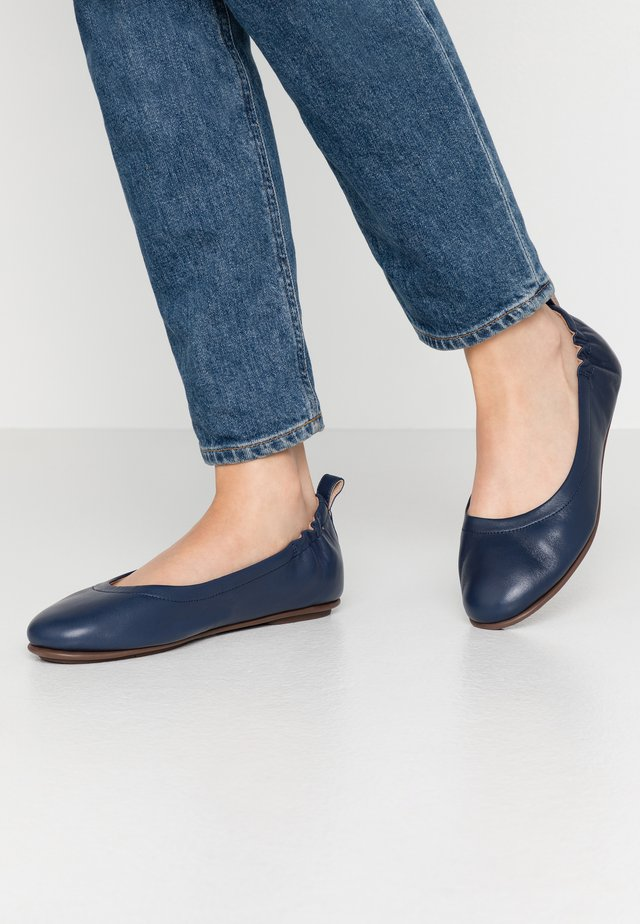 ALLEGRO - Ballerine - midnight navy
