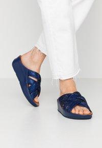 FitFlop - LATTICE - Mules - arora blue - 0