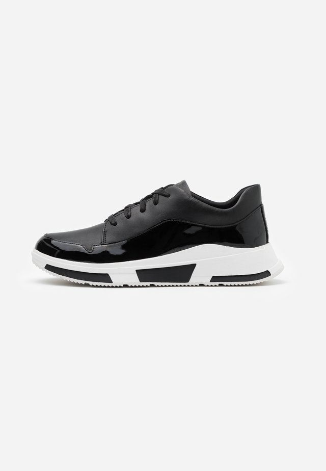 FREYA - Sneaker low - all black