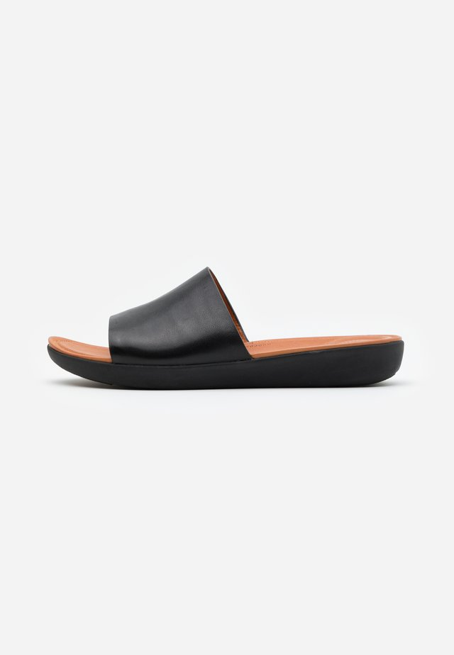 SOLA SLIDES  - Pantofle - black