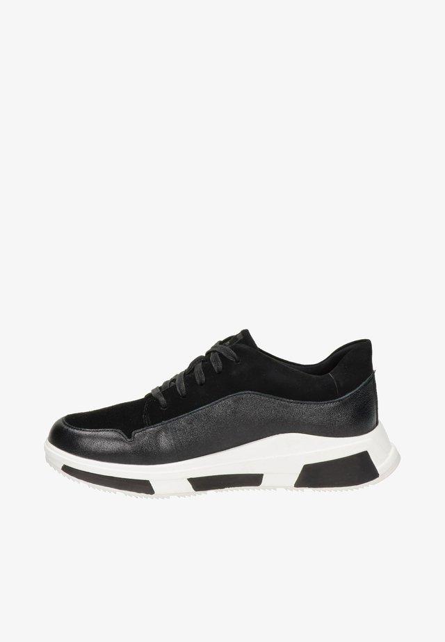 FREYA - Sneakers laag - zwart