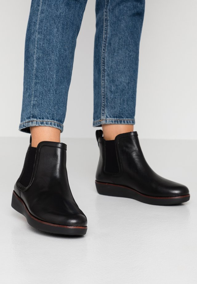 CHAI CHELSEA - Ankle boots - all black
