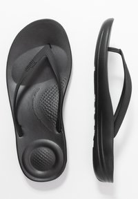 FitFlop - IQUSHION ERGONOMIC - Boty do bazénu - all black - 3