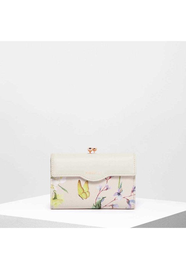 OLIVIA  - Wallet - off-white