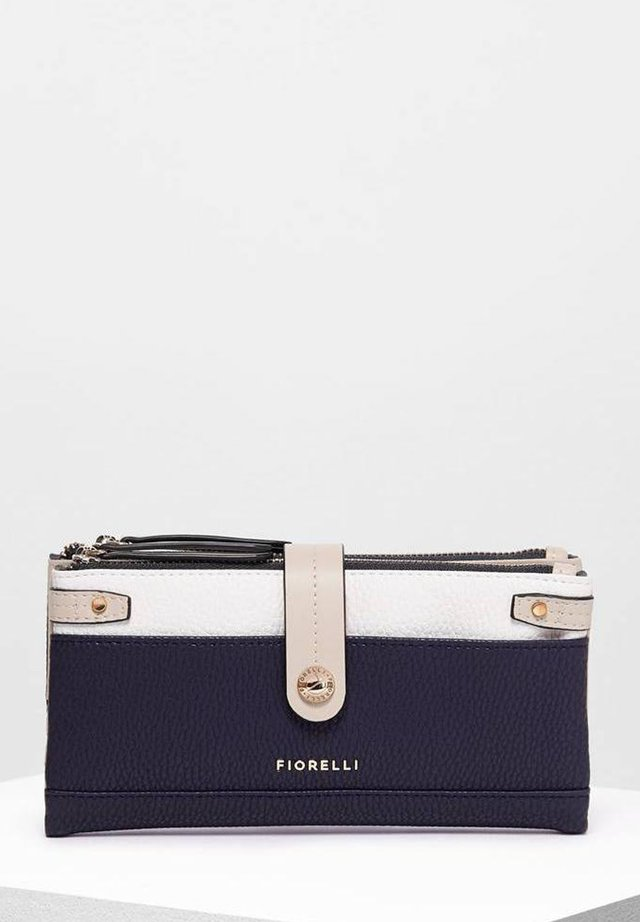 AUDREY PURSE SMALLCASUALGRAIN - Wallet - nautical mix