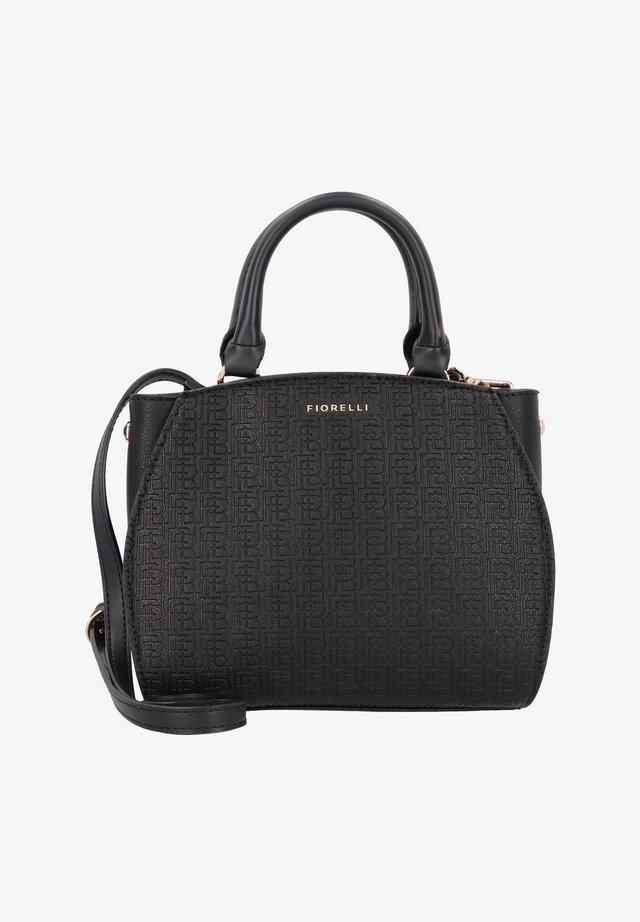 DEMI  - Handbag - black emboss