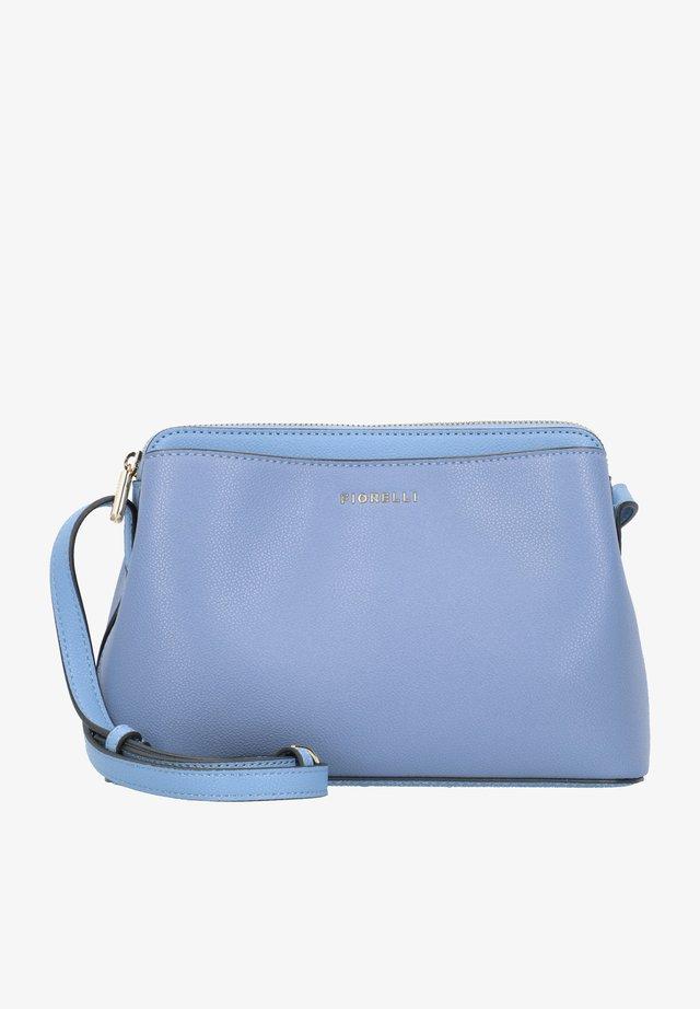 BETHNAL  - Across body bag - cornflower blue