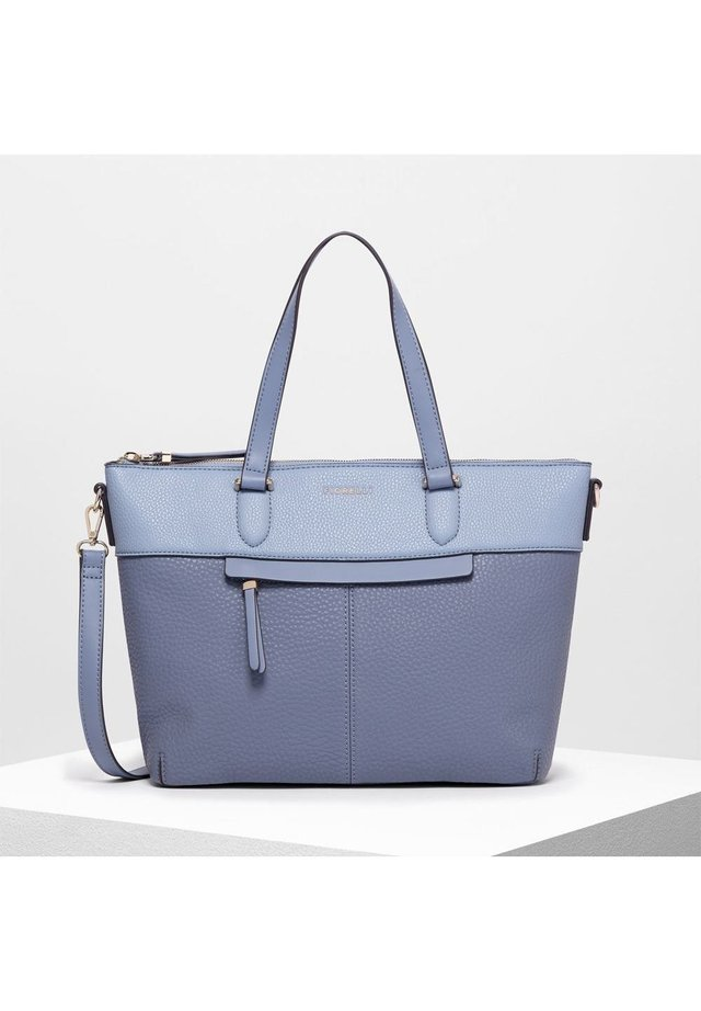 CHELSEA - Tote bag - cornflower blue
