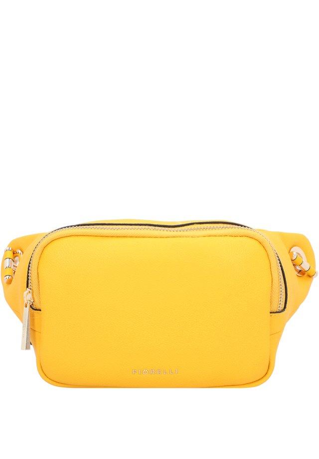 GÜERTELTASCHE 30CM - Bum bag - yellow