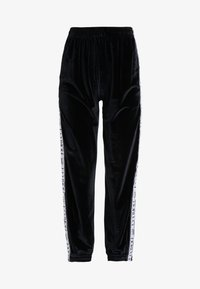 Fiorucci - LOGO TAPE - Pantalon de survêtement - black - 3