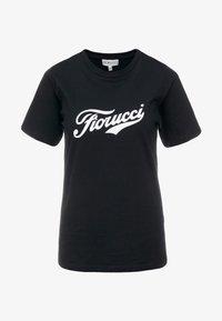 Fiorucci - SODA TEE - Print T-shirt - black - 3