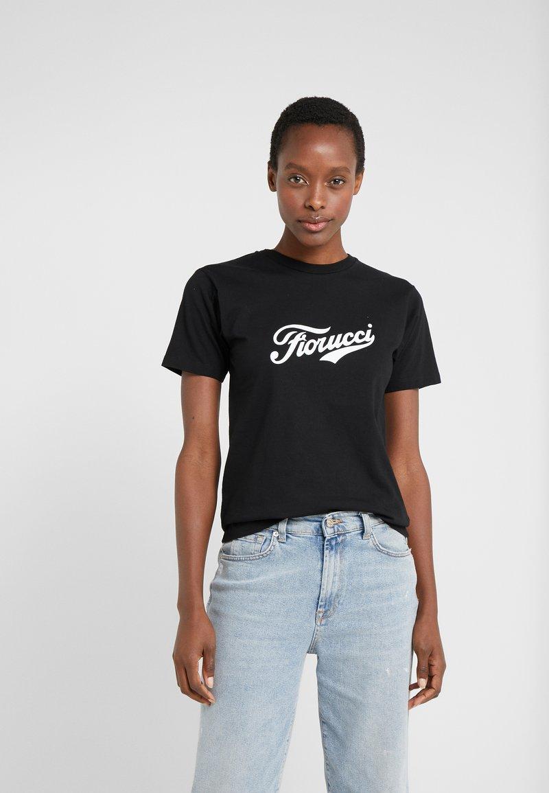 Fiorucci - SODA TEE - Print T-shirt - black