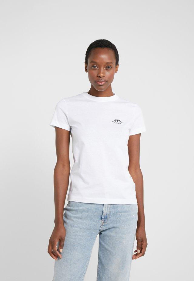 ICON  ANGELS - Basic T-shirt - white