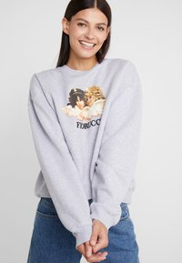 Fiorucci - VINTAGE ANGELS - Sweatshirt - heather grey - 3