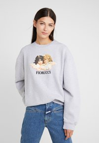 Fiorucci - VINTAGE ANGELS - Sweatshirt - heather grey - 0